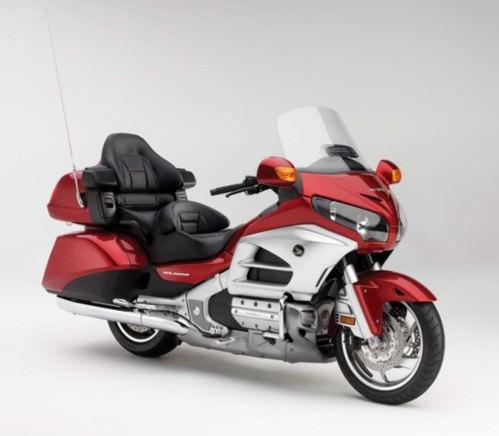 Honda Goldwing last model