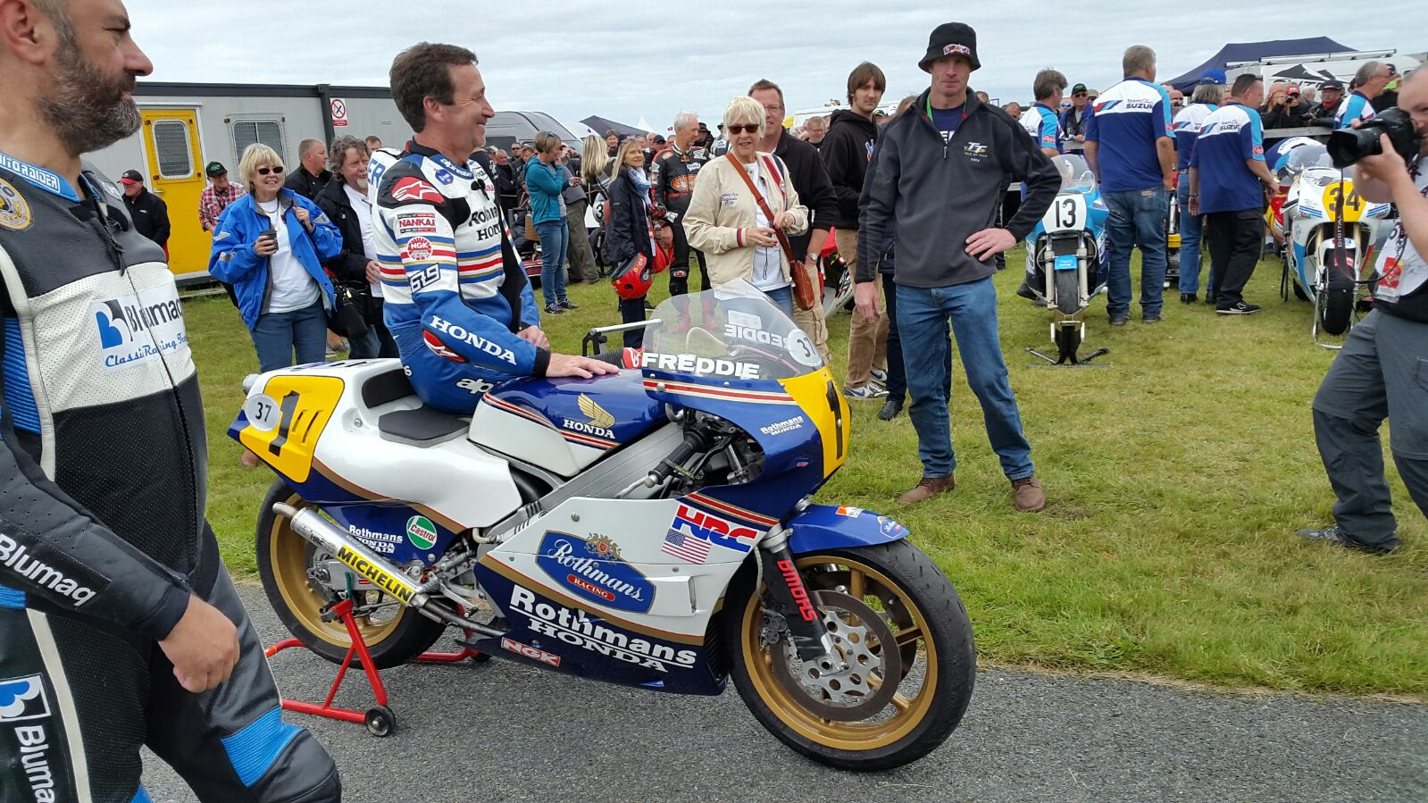 Classic TT 2019 at the Isle of Man