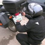 motorcycle trip in Libia