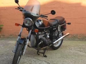 Classic Motorcycle Fleet