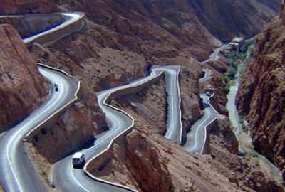 morocco by motorcycle