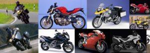 motorcycle rental in italy