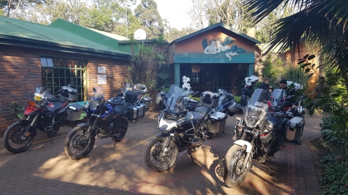 transafrica by motorcycle